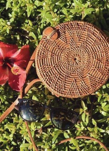 Bali Roundie Bag - Localism