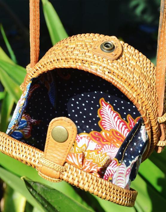 Bali Roundie Bag Localism