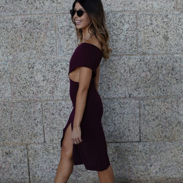 Lil Layla Dress__ Burgundy_4