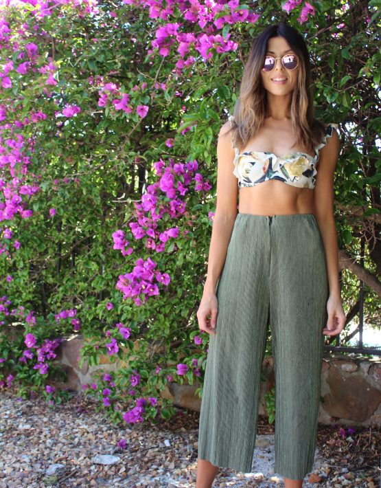 Culottes Olive